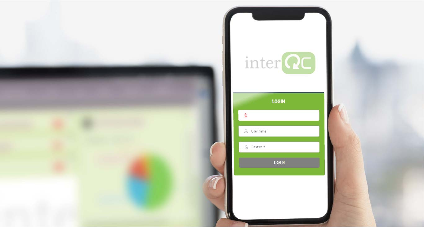 InterQC user traceability